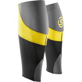 Skins Essentials Calf Tights MX black/citron